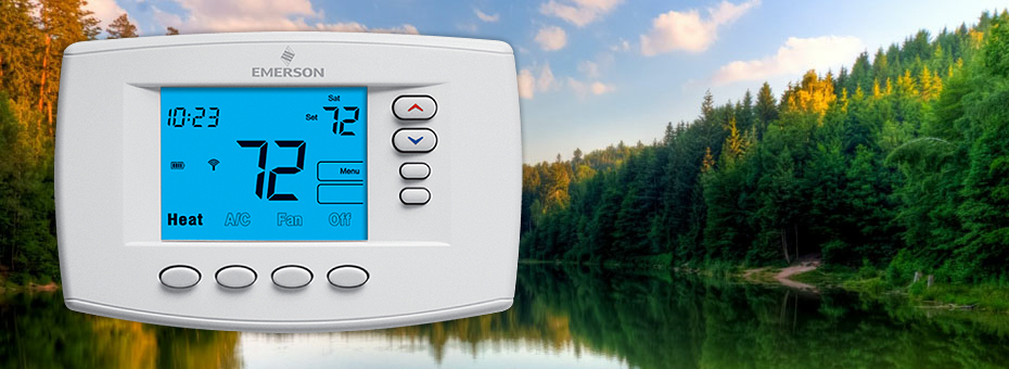 Welcome to Shop Thermostats | Shop Honeywell, White-Rodgers, Emerson & Aprilaire Thermostats