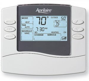 Aprilaire 8466 Non-Programmable Thermostat