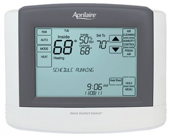Aprilaire 8910 Home Comfort Control™