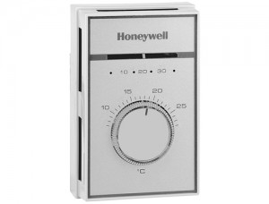 Line Voltage Thermostat - Honeywell T451A3005