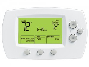 FocusPRO™ Digital Non-Programmable Large Display Thermostat - Honeywell TH6110D1021