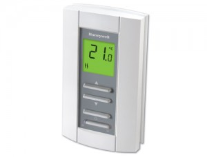 LineVoltPRO™ Non-Programmable Digital Thermostat - Honeywell TL7235A1003