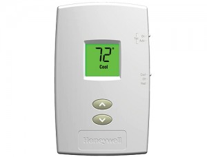 PRO 1000 Non-Programmable Thermostat – Honeywell TH1110D1000