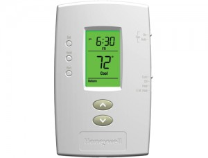 PRO 2000 Programmable Thermostat Heat Pump - Honeywell TH2210D1007