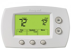 FocusPRO™ Digital Non-Programmable Large Display Thermostat – Honeywell TH5320U1001