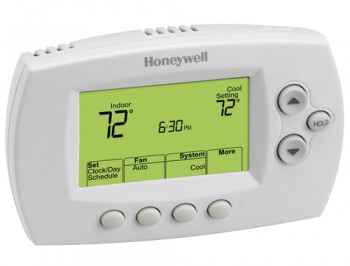 FocusPRO™ Digital Programmable Large Display Thermostat – Honeywell TH6320U1000