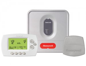 Wireless FocusPro Programmable Thermostat Kit - Honeywell YTH6320R1001