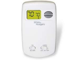 Non-Programmable Thermostat - White Rodgers 1F78-144