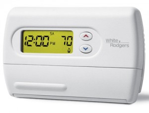Multi-Stage Heat Pump Programmable Thermostat - White Rodgers 1F82-261