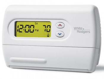 Multi-Stage Heat Pump Programmable Thermostat – White Rodgers 1F82-261