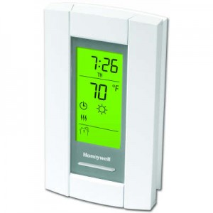 Programmable Digital Heat-Only Line Voltage Thermostat - Honeywell TL8230A1003