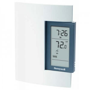 Programmable Hydronic Heat Only Thermostat - Honeywell TL8100