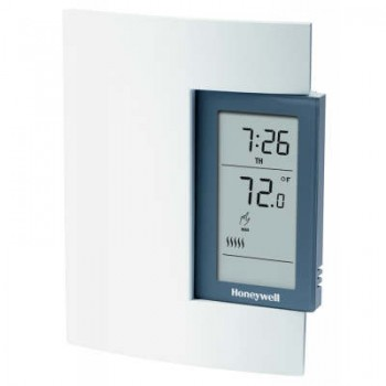 Programmable Hydronic Heat Only Thermostat – Honeywell TL8100
