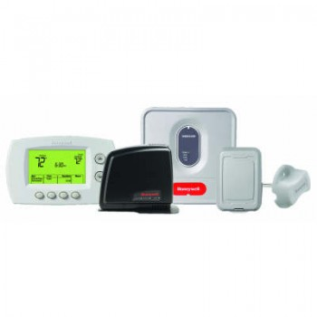 Deluxe Wireless Thermostat System Kit With Internet Gateway – Honeywell YTH6320R1122