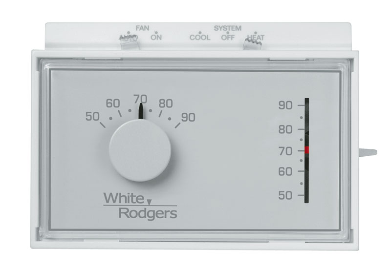 White rodgers thermostat 1f78 service champions youtube.
