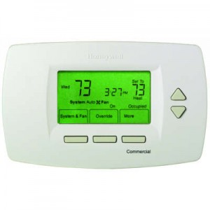 Programmable MultiStage Commercial Thermostat - Honeywell TB7220U1012