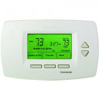 Programmable MultiStage Commercial Thermostat – Honeywell TB7220U1012