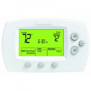 Programmable MultiStage Thermostat - Honeywell TH6220D1002