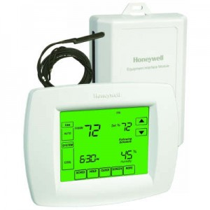 Programmable Universal Thermostat with Outdoor Sensor - Honeywell YTH9421C1010