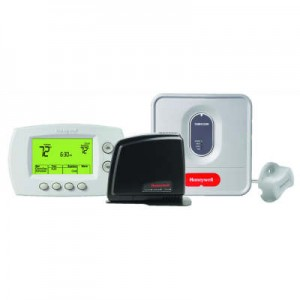 Wireless Thermostat System Kit With Internet Gateway - Honeywell YTH6320R1114