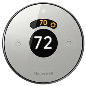 Honeywell Lyric Wi-Fi Thermostat With Geofencing Technology
